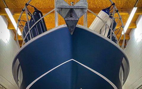 Yachtfolierung